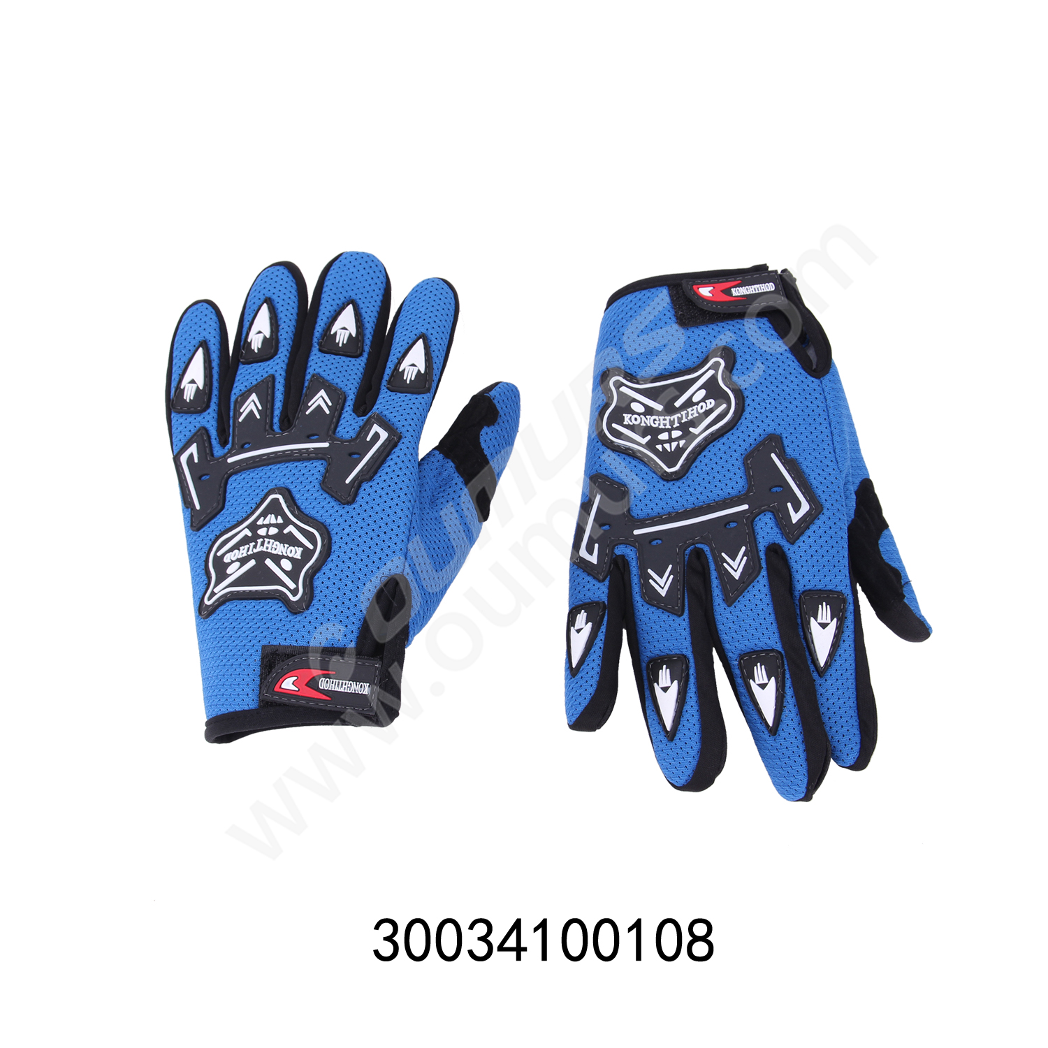 Gloves-Genaral Blue