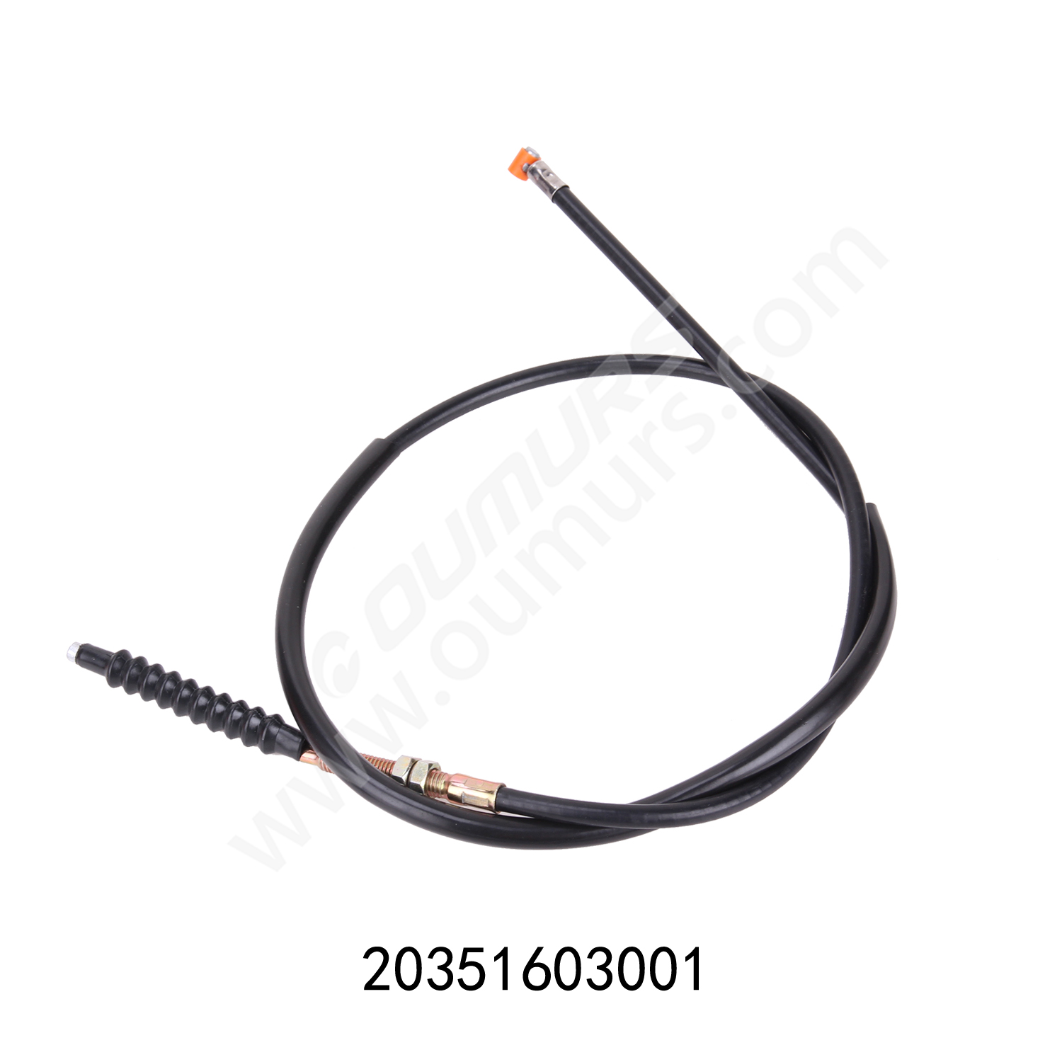 CLUTCH CABLE-CG125