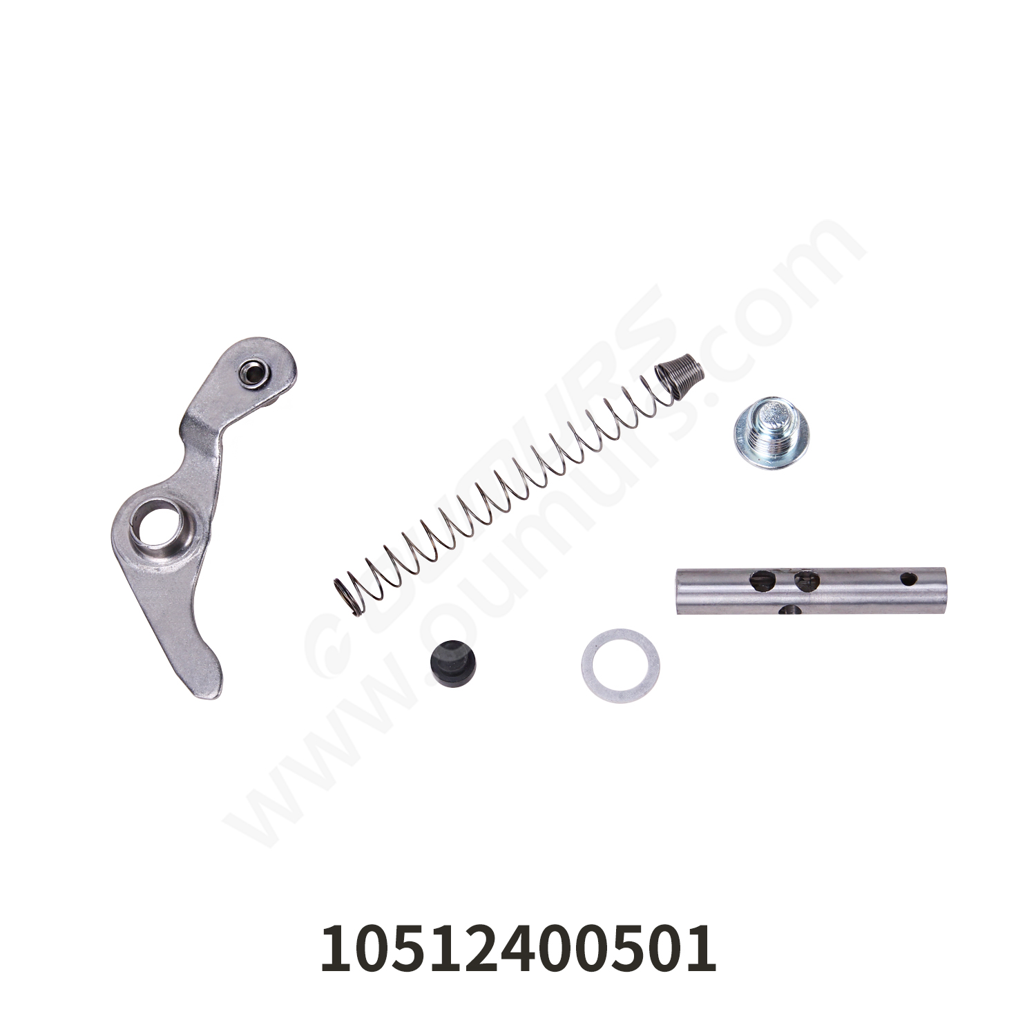TENSIONER ROD COMPONENTS - DY100