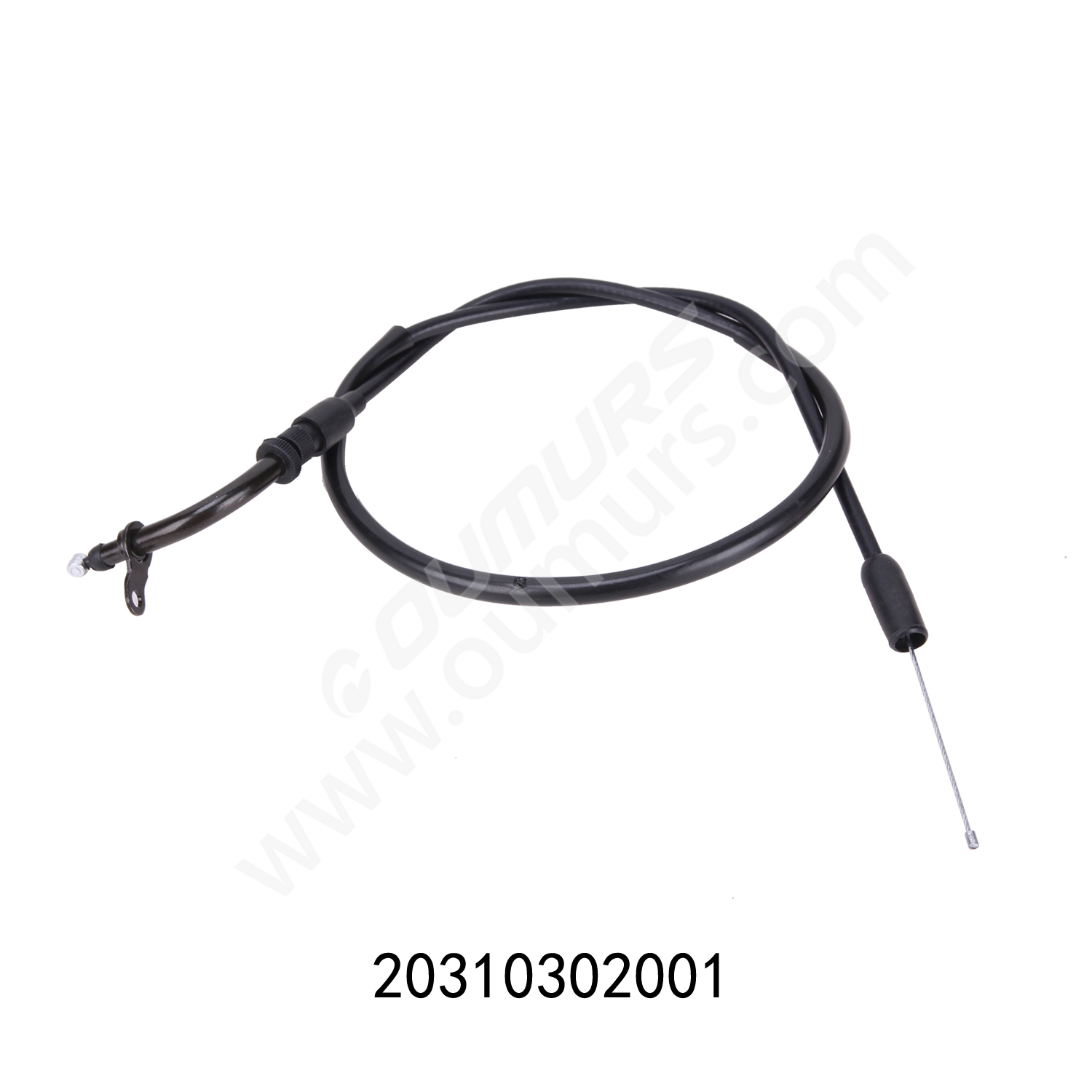 THROTTLE CABLE-GN125