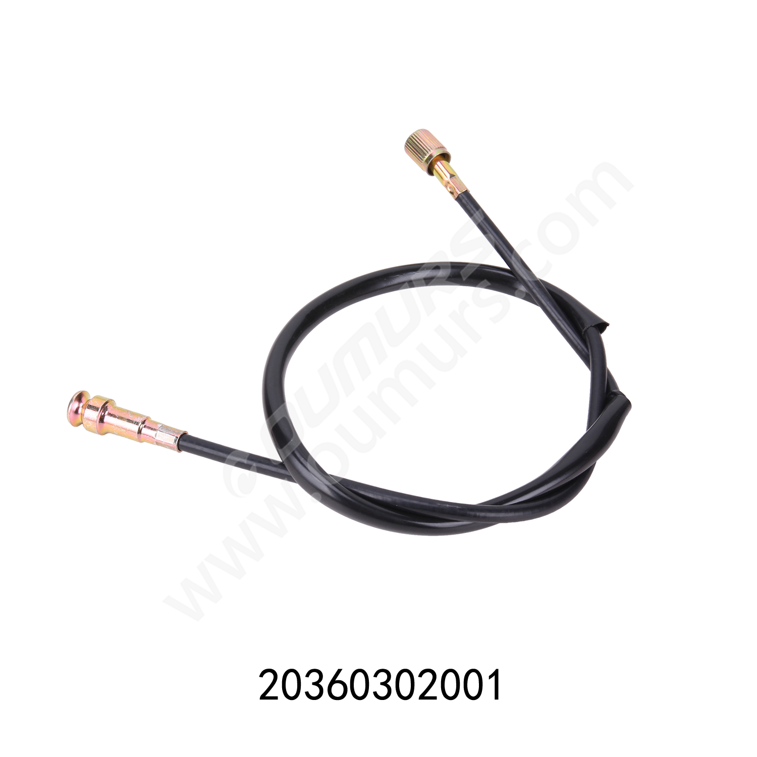 TACHOMETER CABLE-GN125