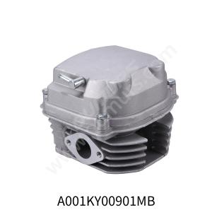 CYLINDER HEAD ASSY-GY6125