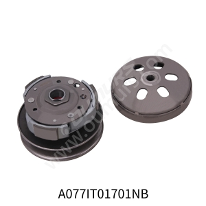 DRIVE PLATE ASSY WITH COVER-GTS175 ITALIKA