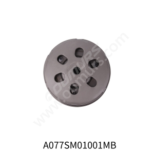 DRIVE PLATE ASSY, WITH COVER-JET4 125