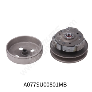 DRIVE PLATE ASSY WITH COVER-AN125