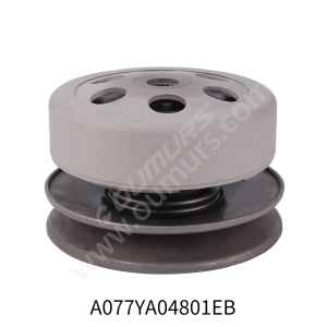 DRIVE PLATE ASSY WITH COVER-BWS125