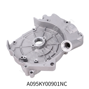 RIGHT ENGINE COVER-GY6125